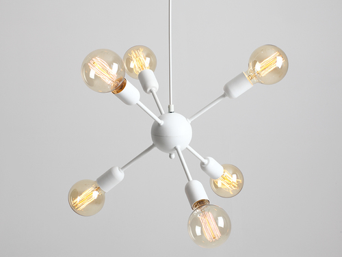VANWERK BALL pendant lamp - white