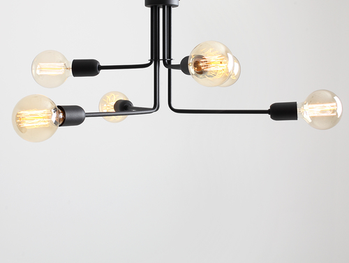 VANWERK 29 hanging lamp - black