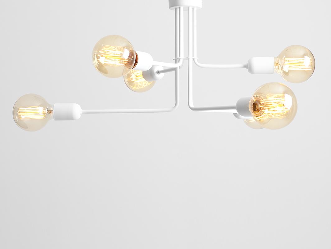 VANWERK 29 hanging lamp - white