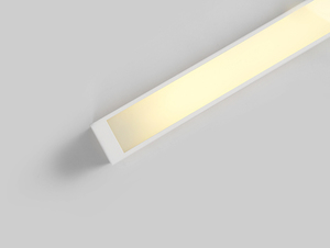 LINE LED M ceiling lamp - white small 3