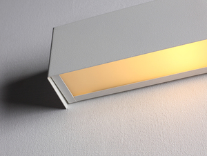 LINE WALL LED S wall lamp - white small 3