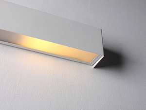 LINE WALL LED S wall lamp - white small 4