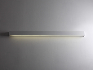 LINE WALL LED M wall lamp - white small 2
