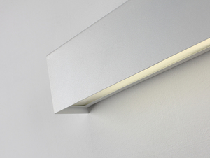 LINE WALL LED M wall lamp - white small 3