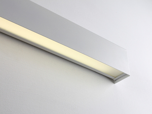 LINE WALL LED M wall lamp - white small 4