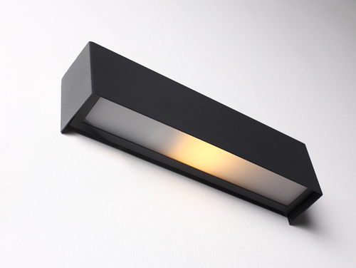 Wall lamp LINE WALL LED S - graphite