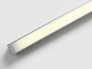 LINE LED S ceiling lamp - silver small 3
