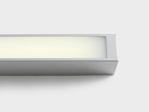 LINE LED S ceiling lamp - silver small 4