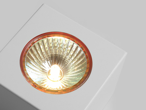 Ceiling lamp FLASS 1 - white small 4
