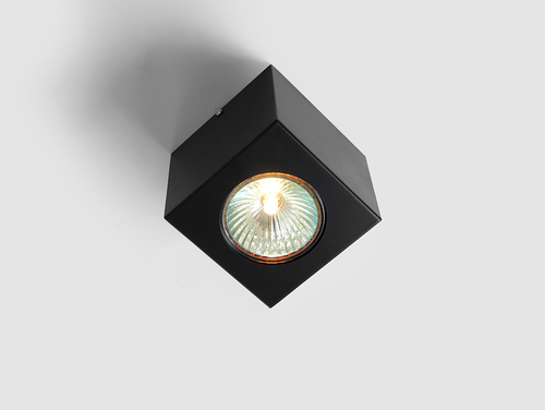 FLASS 1 ceiling luminaire - black