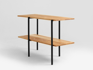 RAVE SOLID WOOD 110 console small 0