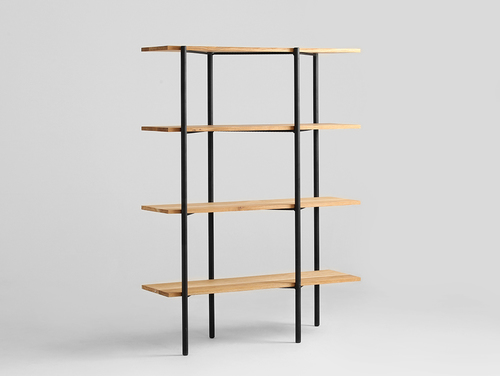 RAVE SOLID WOOD 110 bookcase