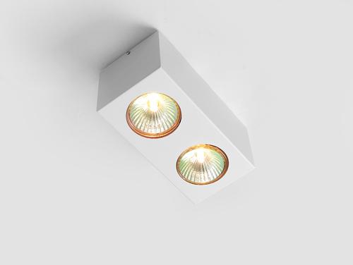 FLASS 2 ceiling luminaire - white