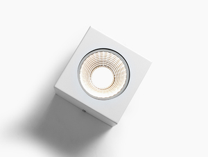 FLASS 1 LED ceiling light - white small 3
