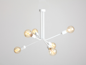 VANWERK 51 hanging lamp - white small 0