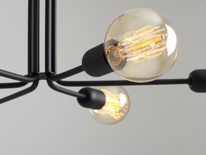 VANWERK 41 hanging lamp - black small 4