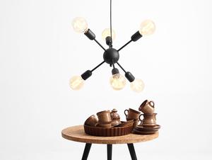 VANWERK BALL pendant lamp - black small 1