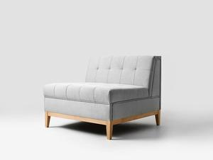 Sofa module by-TOM 85/85 BB small 3