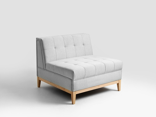 Sofa module by-TOM 85/85 BB