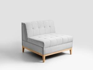 Sofa module by-TOM 85/85 BB small 0