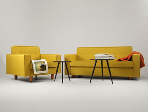 Double sofa bed ZUGO small 1