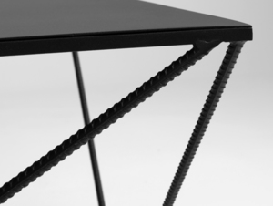 DARYL METAL 140 coffee table small 4