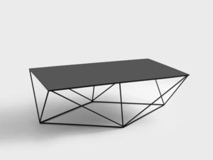 DARYL METAL 140 coffee table small 0
