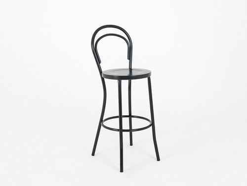 CHAPLIN BAR bar stool - black