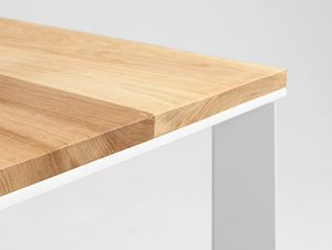 SKADEN SOLID WOOD 50 table small 4
