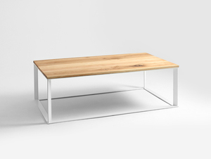 SKADEN SOLID WOOD 140 coffee table small 3