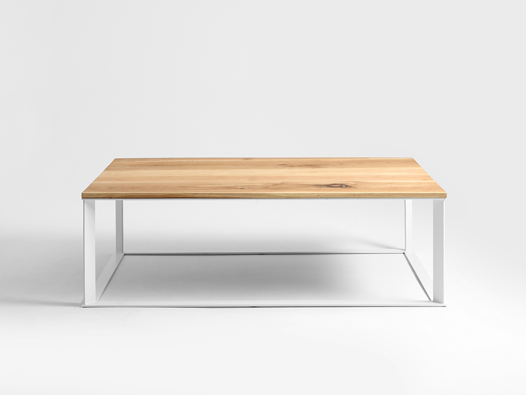 SKADEN SOLID WOOD 140 coffee table