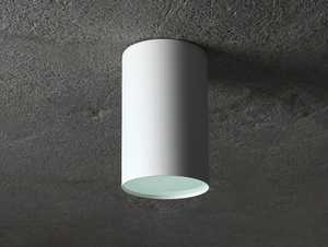 U-LITE L ceiling lamp - white small 1