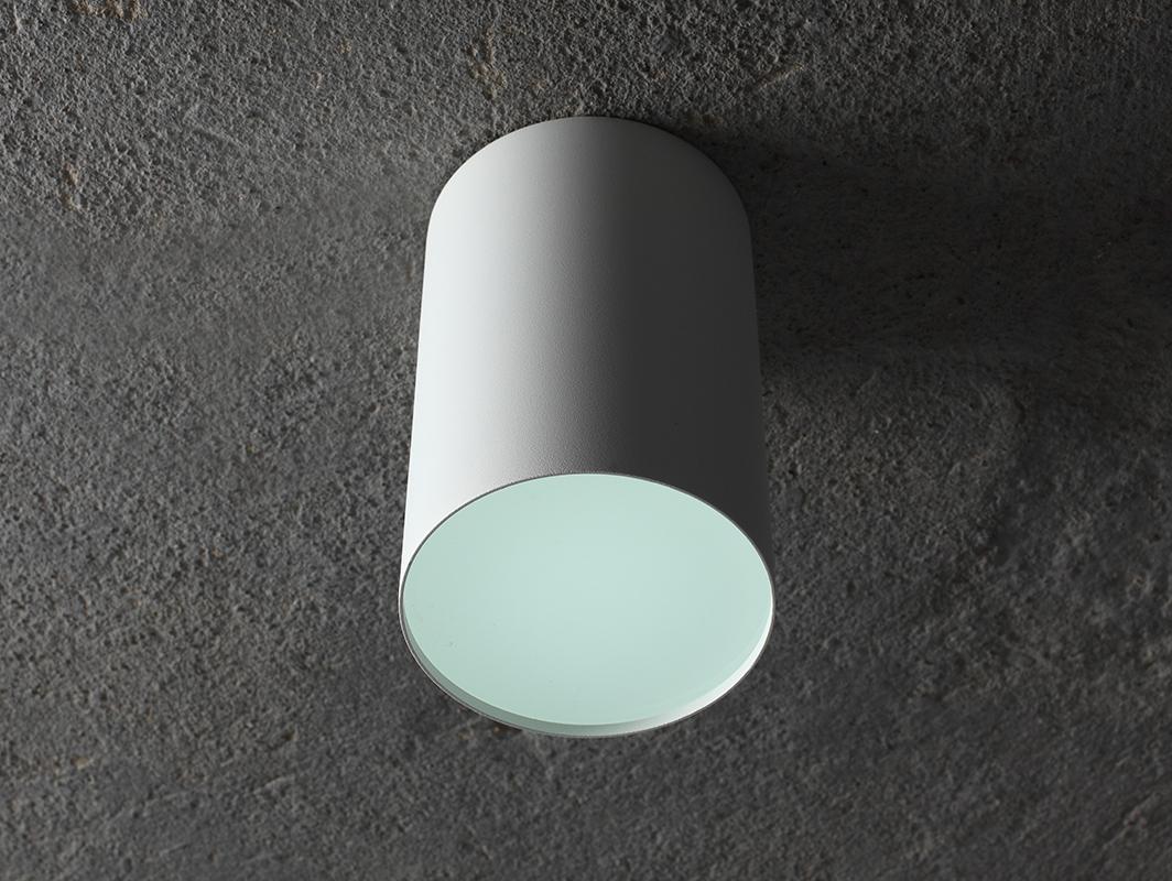 U-LITE L ceiling lamp - white