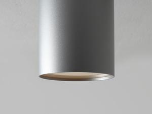 U-LITE L ceiling lamp - silver small 1