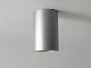 U-LITE L ceiling lamp - silver small 2