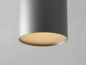 U-LITE L ceiling lamp - silver small 3