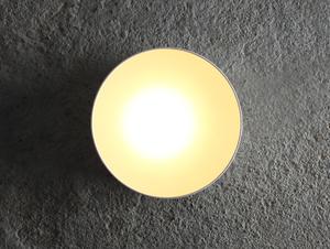 U-LITE L ceiling lamp - silver small 4