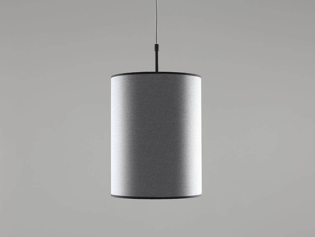 HOBBIT I hanging lamp - gray