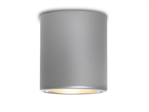 DOWNSPOT SILVER S 15 ceiling lamp - silver small 1