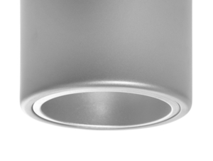 DOWNSPOT SILVER S 15 ceiling lamp - silver small 3