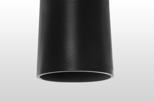 Hanging lamp ICE 1 - black small 2