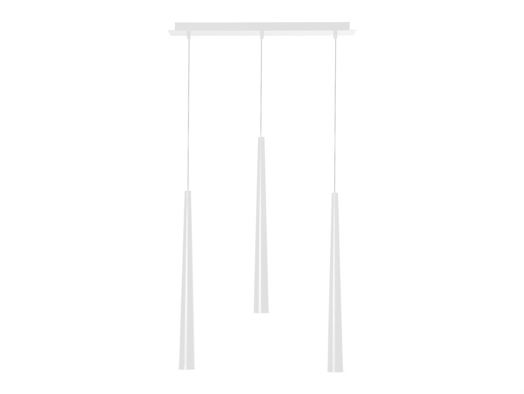 Hanging lamp ICE 3 - white