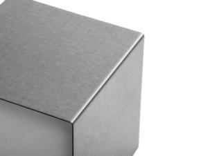 URBAN wall lamp - silver small 2