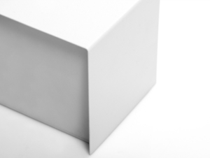 URBAN wall lamp - silver small 3