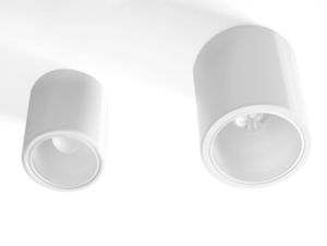 DOWNSPOT M 19 ceiling lamp - white small 1