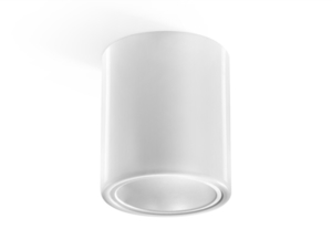 DOWNSPOT M 19 ceiling lamp - white small 0