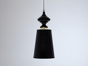 AMBER pendant lamp - black small 2