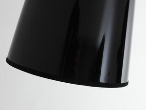 AMBER pendant lamp - black small 4