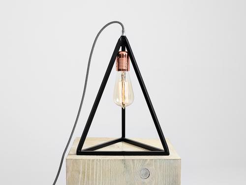 TRIMETRIC TABLE table lamp