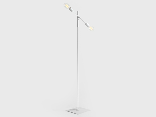 TWIGO FLOOR 2 floor lamp - white